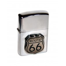 Bricheta metal zincat, model Route 66